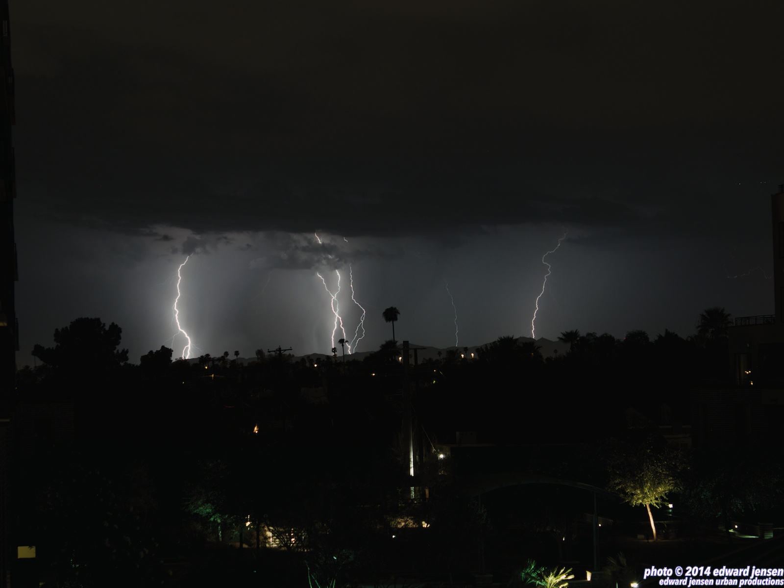 combined lightning 31 july 2014