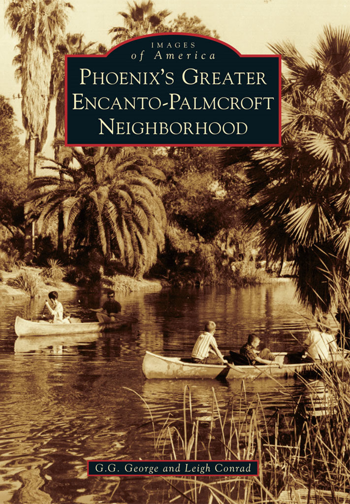 Phoenix's Greater Encanto-Palmcroft Neighborhood book cover